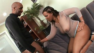 Frowning Penis Smashes Wife's Make away - Amateur Sex